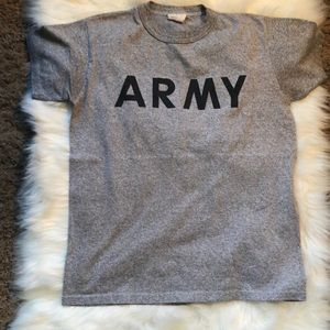 Army Tee Size S